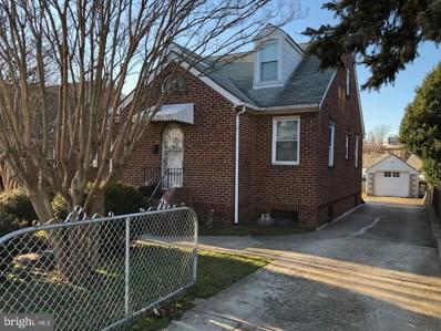 6604 Bushey Street, Baltimore, MD 21224 - #: MDBA435600