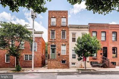 828 S Highland Avenue, Baltimore, MD 21224 - #: MDBA435602