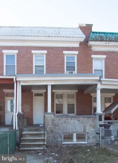 216 N Hilton Street, Baltimore, MD 21229 - #: MDBA435608