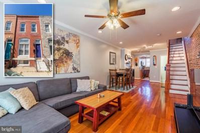 404 Bouldin Street S, Baltimore, MD 21224 - #: MDBA435610