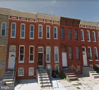 1346 N Carey Street, Baltimore, MD 21217 - #: MDBA435658