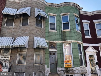 1929 Harlem Avenue, Baltimore, MD 21217 - #: MDBA435662