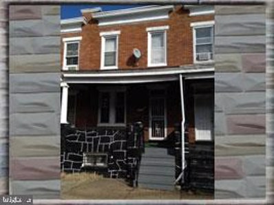 1233 N Decker Avenue, Baltimore, MD 21213 - #: MDBA435854