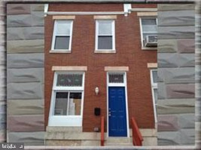 1216 N Luzerne Avenue, Baltimore, MD 21213 - #: MDBA435860