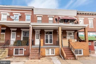 311 N Ellwood Avenue, Baltimore, MD 21224 - #: MDBA435886