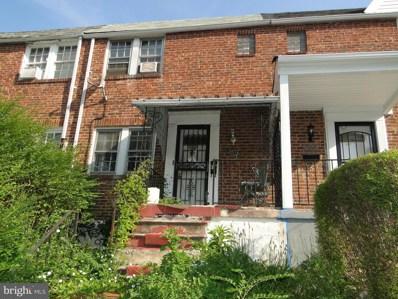 3002 Grantley Avenue, Baltimore, MD 21215 - #: MDBA435890