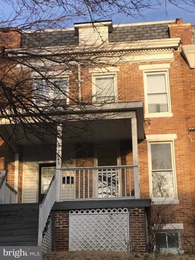3645 Cottage, Baltimore, MD 21215 - #: MDBA435894
