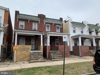 2934 Arunah Avenue, Baltimore, MD 21216 - #: MDBA435914