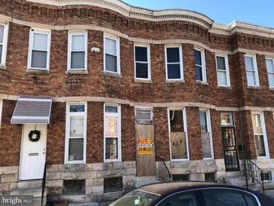 804 Appleton Street, Baltimore, MD 21217 - #: MDBA435920