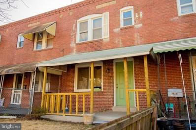 1019 Church Street, Baltimore, MD 21225 - #: MDBA435948
