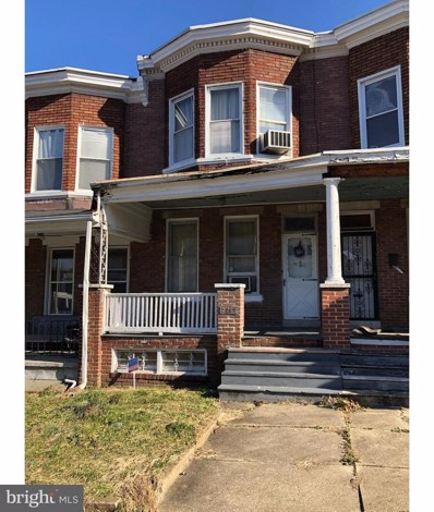 2211 Poplar Grove Street, Baltimore, MD 21216 - #: MDBA436002