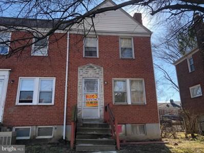 3519 Woodstock Avenue, Baltimore, MD 21213 - #: MDBA436018