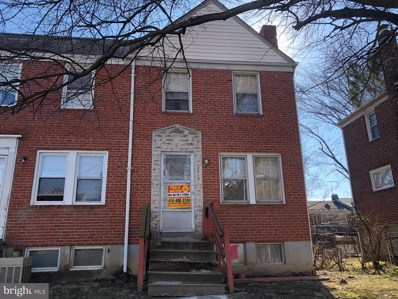 3519 Woodstock Avenue, Baltimore, MD 21213 - #: MDBA436018