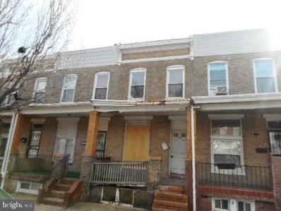 3207 Mcelderry Street, Baltimore, MD 21205 - #: MDBA436020