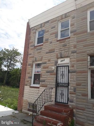 1817 McHenry Street, Baltimore, MD 21223 - #: MDBA436024