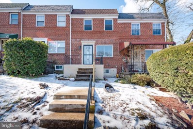 1024 Wedgewood Road, Baltimore, MD 21229 - #: MDBA436124