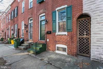 1712 S Charles Street, Baltimore, MD 21230 - #: MDBA436140