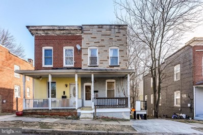 507 Collins Avenue, Baltimore, MD 21229 - #: MDBA436142