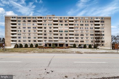 7111 Park Heights Avenue UNIT 905, Baltimore, MD 21215 - #: MDBA436160
