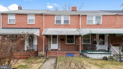 3394 Saint Benedict Street, Baltimore, MD 21229 - MLS#: MDBA436174