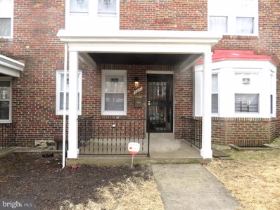 3011 Elgin Avenue, Baltimore, MD 21216 - #: MDBA436180