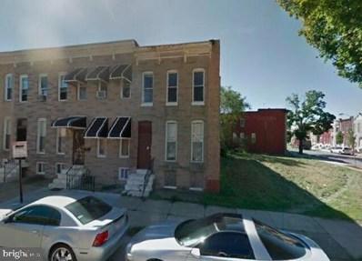 1833 W Lanvale Street, Baltimore, MD 21217 - #: MDBA436196