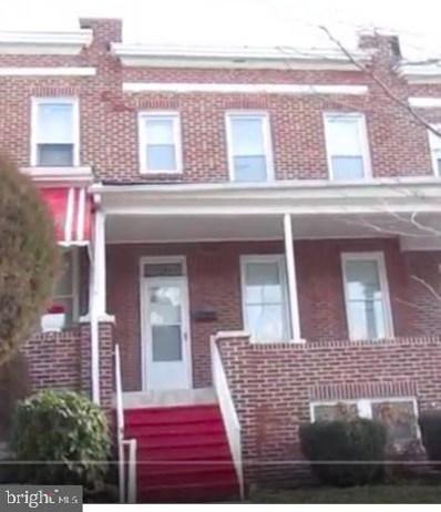 1517 N Pulaski Street, Baltimore, MD 21217 - #: MDBA436210