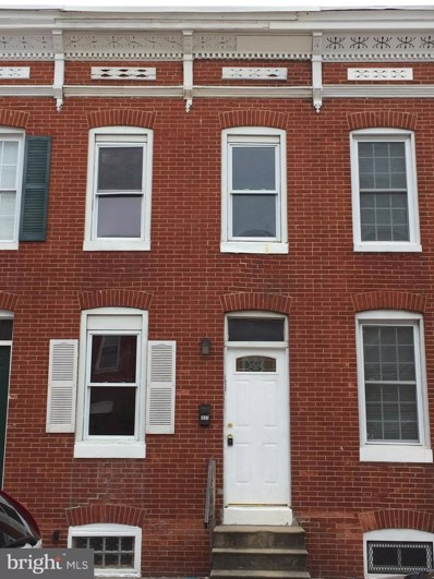 1033 W Cross Street, Baltimore, MD 21230 - MLS#: MDBA436220