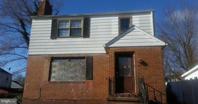 5600 Cedonia Avenue, Baltimore, MD 21206 - #: MDBA436238