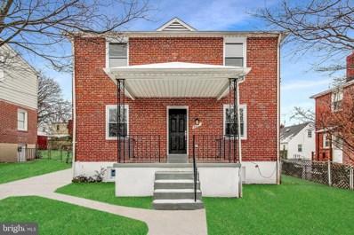 4605 Hazelwood Avenue, Baltimore, MD 21206 - #: MDBA436322