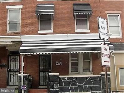 1238 N Potomac Street, Baltimore, MD 21213 - #: MDBA436350