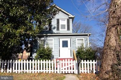 1317 Forest Hill Avenue, Baltimore, MD 21230 - #: MDBA436356