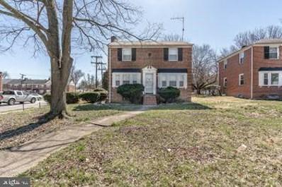 923 E Belvedere Avenue, Baltimore, MD 21212 - #: MDBA436366