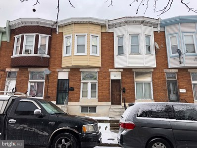 507 S Macon Street, Baltimore, MD 21224 - #: MDBA436384