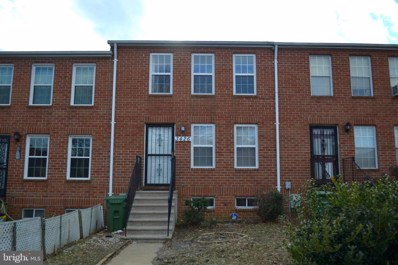 3426 Round Road, Baltimore, MD 21225 - #: MDBA436420