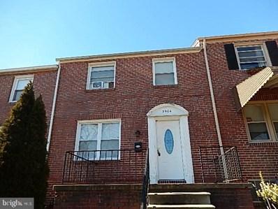 3904 Rexmere Road, Baltimore, MD 21218 - #: MDBA436428