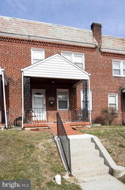 3918 Bareva Road, Baltimore, MD 21215 - #: MDBA436464