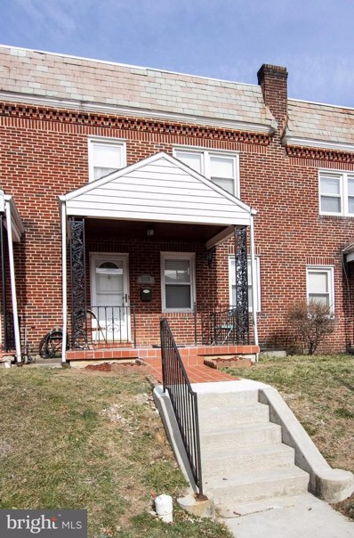 3918 Bareva Road, Baltimore, MD 21215 - #: MDBA436464