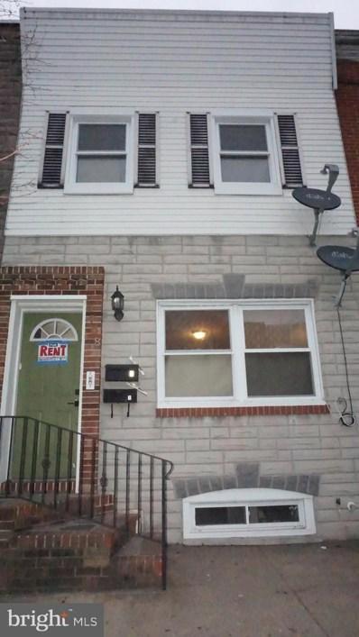 3708 E Pratt Street, Baltimore, MD 21224 - MLS#: MDBA436494