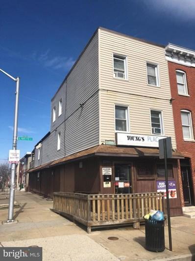 2200 E Fayette Street, Baltimore, MD 21231 - #: MDBA436500