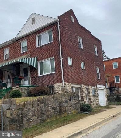 42 N Bernice Avenue, Baltimore, MD 21229 - #: MDBA436502