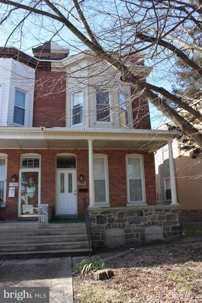 3702 Park Heights Avenue, Baltimore, MD 21215 - #: MDBA436506
