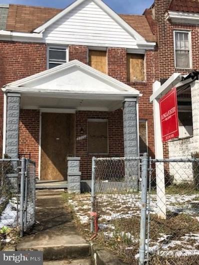 3710 Arcadia Avenue, Baltimore, MD 21215 - #: MDBA436518