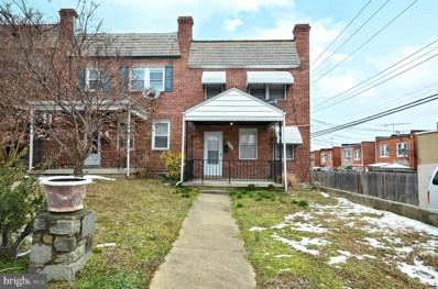 4112 Granite Avenue, Baltimore, MD 21206 - #: MDBA436550