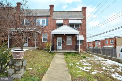 4112 Granite Avenue, Baltimore, MD 21206 - #: MDBA436550