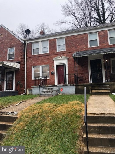 5151 Stafford Road, Baltimore, MD 21229 - #: MDBA436574
