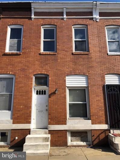 805 N Streeper Street, Baltimore, MD 21205 - #: MDBA436618