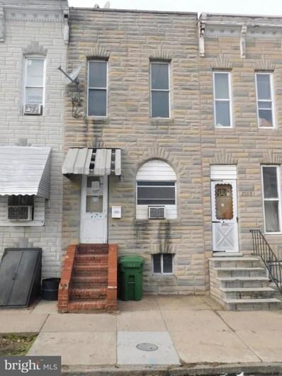 2010 Eagle Street, Baltimore, MD 21223 - #: MDBA436630