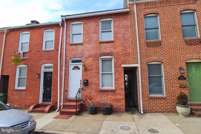 1106 S Curley Street, Baltimore, MD 21224 - #: MDBA436646