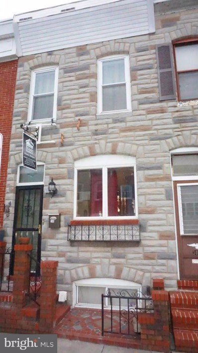 3411 Mount Pleasant Avenue, Baltimore, MD 21224 - #: MDBA436648